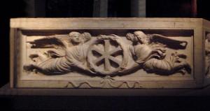 Sakofag z Konstantynopola 400 r.