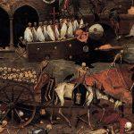 Pieter Bruegel Starszy - Triumf Śmierci (fragment)